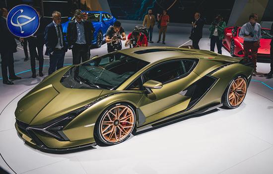 معرفی ۱۰ خودرو برتر نمایشگاه اتومبیل فرانکفورت ۲۰۱۹