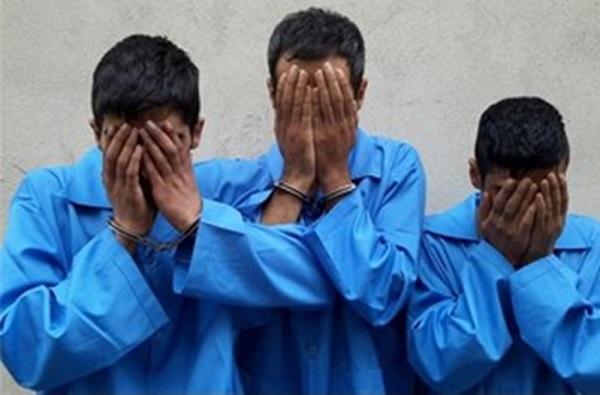 دستگیری سارقان فرش مساجد و امامزادهها