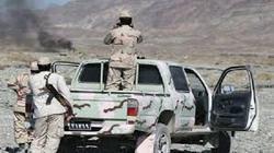 درگیری با اشرار در محور بزمان/ یک مامور انتظامی به شهادت رسید + عکس