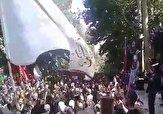 باشگاه خبرنگاران -مراسم عزاداری دهه اول ماه محرم در روستای «چیمه رود» + فیلم