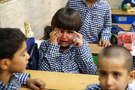 باشگاه خبرنگاران -بچهها و استرس جداشدن از والدین در روز اول مدرسه
