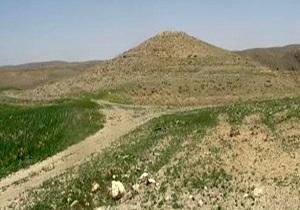 ثبت ملی تپه باستانی جمالو در چهارمحال و بختیاری