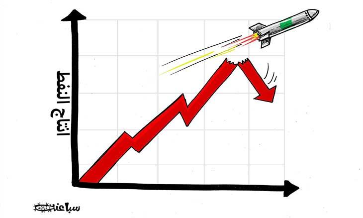 کاریکاتور/ حملهای که کمر آرامکوی سعودی را شکست