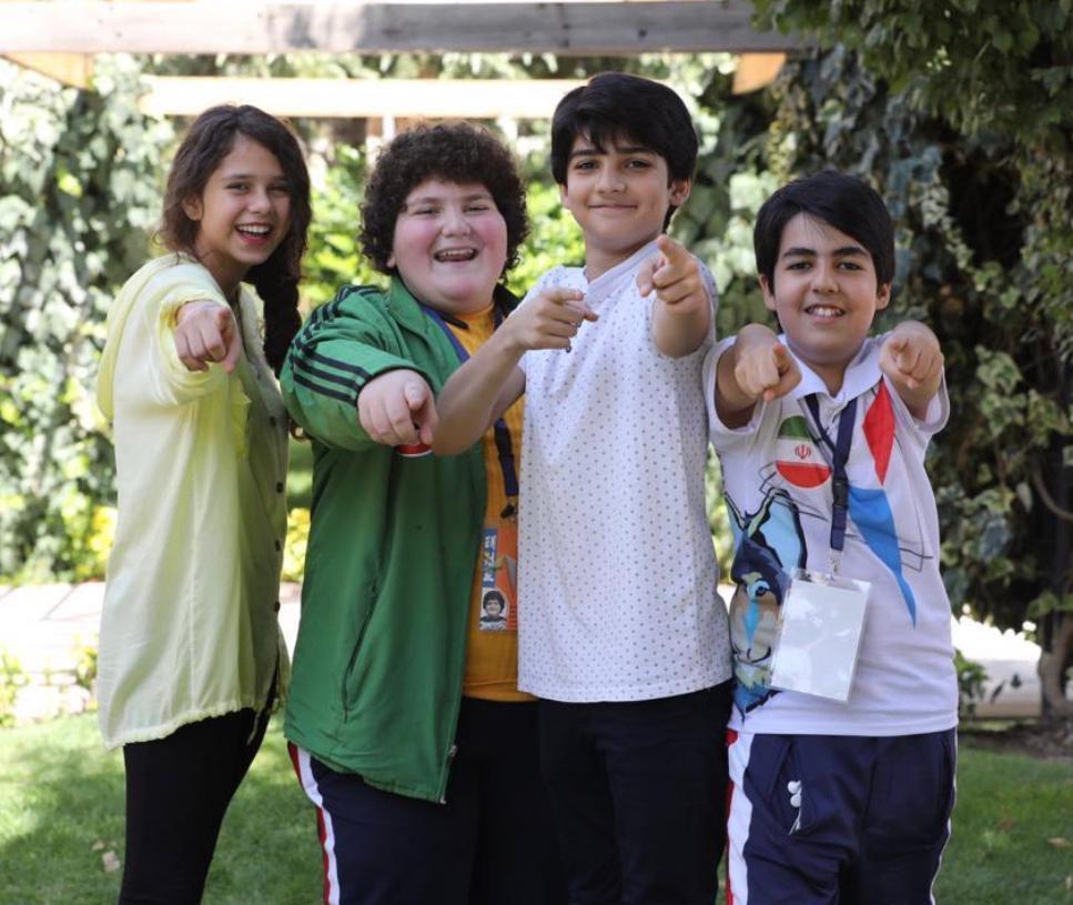 بازیگران نوجوان پروژه «سبز سفید قرمز» لطیفی مشخص شدند