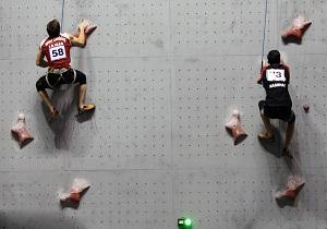 سنگنورد تهرانی قهرمان بلدرینگ باشگاههای کشور در همدان