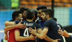 تیم ملی والیبال ایران - هند/ کار آسان بلند قامتان برای رسیدن به جمع چهار تیم برتر