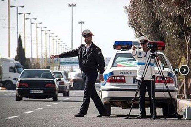 رفع گرههای ترافیکی اول مهر ماه با استقرار ۲۷۰ پست ثابت پلیس راهور