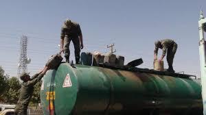 کشف ۳۰ هزار لیتر گازوئیل قاچاق در عملیات پلیس کرمان