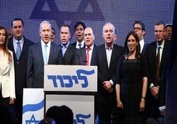 شکست نتانیاهو در کسب اکثریت کرسیهای پارلمان