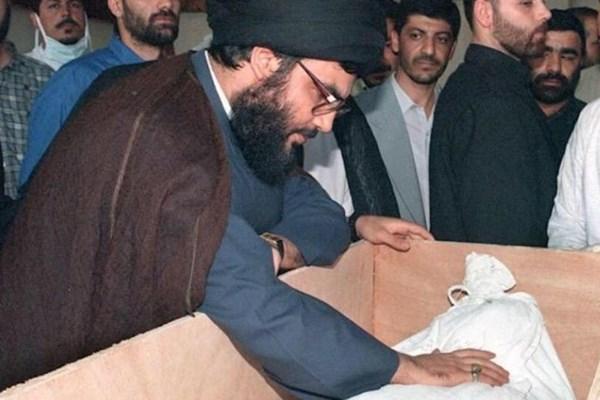 گفتوگوی مطبوعاتی سیدجواد نصرالله درباره برادرش «شهید سیدهادی»