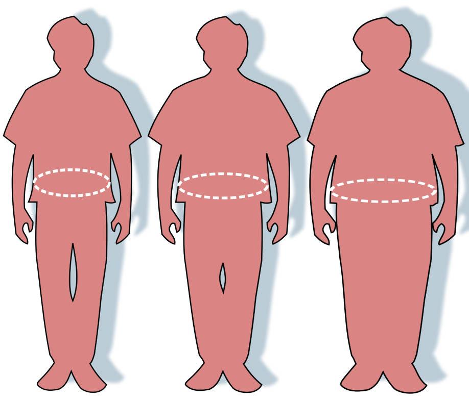 چرا با افزایش سن، وزن هم افزایش مییابد؟