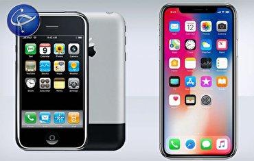 باشگاه خبرنگاران - داستان یک تکامل، بررسی ۱۲ سال تولید آیفون توسط اپل