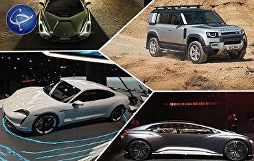 باشگاه خبرنگاران - معرفی ۱۰ خودرو برتر نمایشگاه اتومبیل فرانکفورت ۲۰۱۹