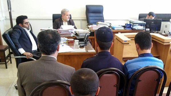 شکنجه سیاه نوجوان تهرانی در خانه متروکه ناصر ترقه و دوستش + عکس محاکمه 2 ابلیس