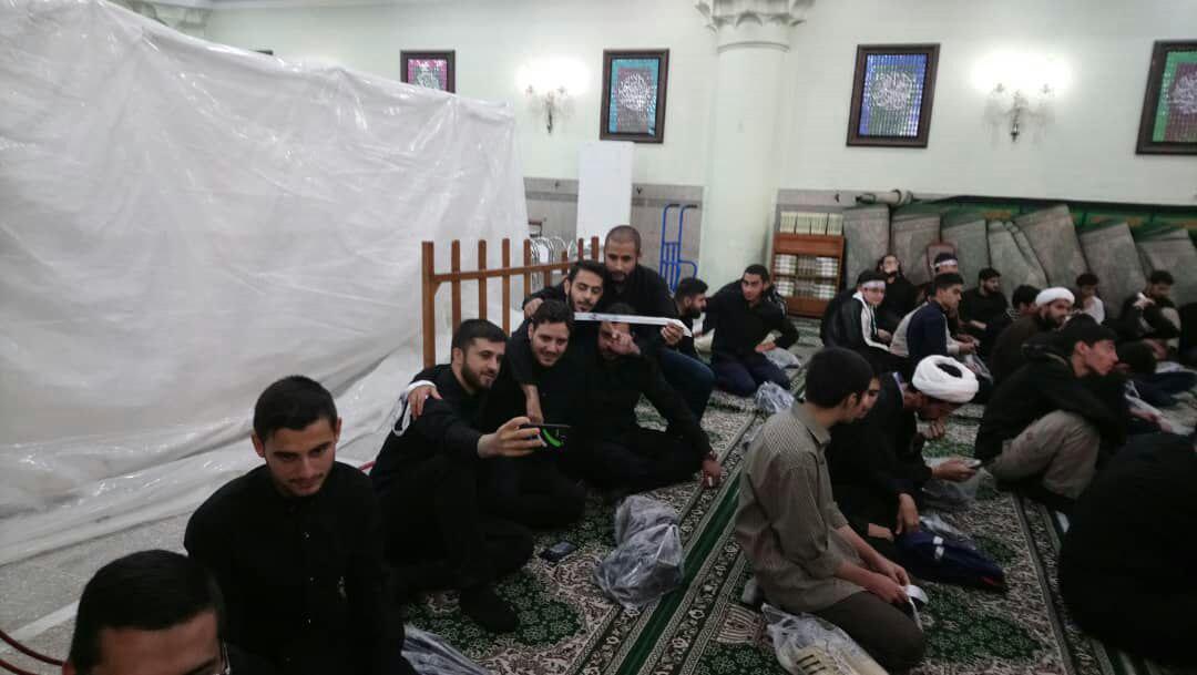 آیین آغاز سال تحصیلی ۹۸-۹۹ حوزههای علمیه استان تهران