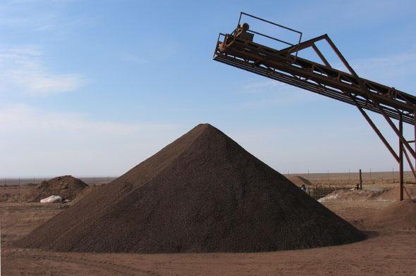 عبور ۱۰۰ دلاری قیمت کنسانتره سنگ آهن ایران در بنادر چین