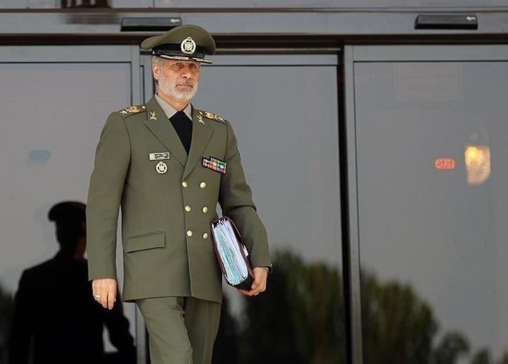وزیر دفاع نقش ایران در حمله به آرامکو عربستان را رد کرد