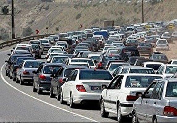 باشگاه خبرنگاران -افزایش ۱۶ درصدی تردد خودروها در جادههای اصلی استان همدان