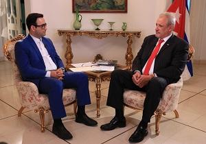 سفیر کوبا مهمان «سفیران» میشود