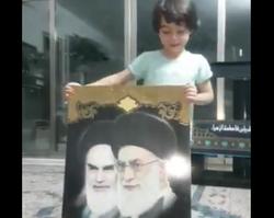 آرزویی کودکانه/ چرا رهبر انقلاب با کودکان دیدار ندارند؟ + فیلم