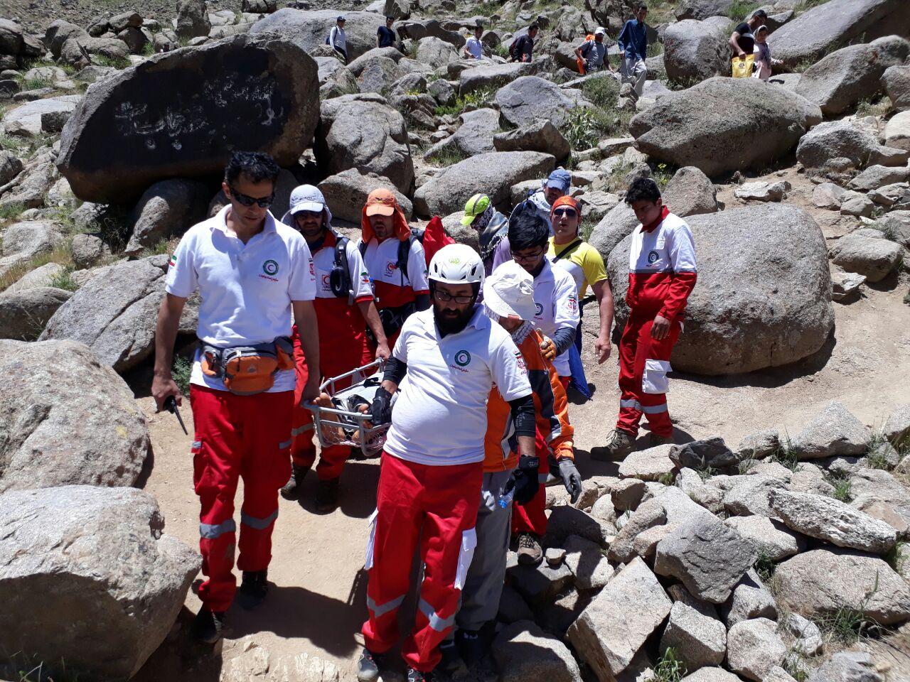 سازمان امداد و نجات جمعیت اختصاصا متولی امداد و نجات کوهستان نیست