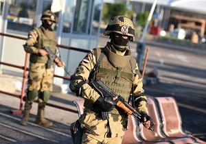 کشته شدن ۹ شبه نظامی در قاهره