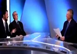 واکنش جالب کارشناس آمریکایی به جنایات اسرائیل روی آنتن زنده + فیلم