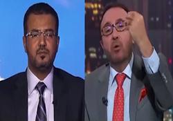 پاسخ محکم مجری سرشناس الجزیره به کارشناس سعودی/ عربستان بزرگترین دشمن اتحاد یمن است + فیلم