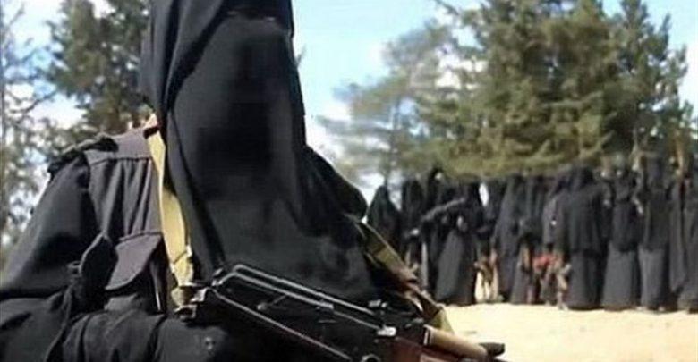 اعترافات خطرناکترین زن داعشی + عکس