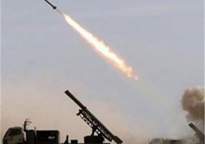 شلیک موشک زلزال۱ به جیزان عربستان