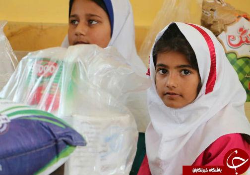 کمکهای خیر گلستانی در راه مناطق سیل زده کشور