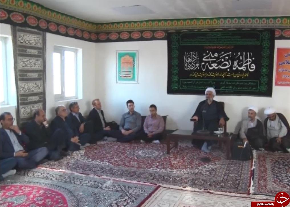 کارگاه آموزشی سبک زندگی اسلامی برای مسئولان زرندیه