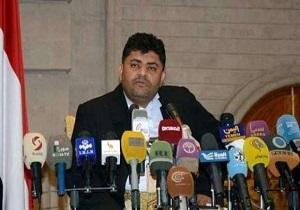 محمدعلی الحوثی: سازمان ملل به نفت عربستان بیشتر از خون مردم یمن توجه دارد