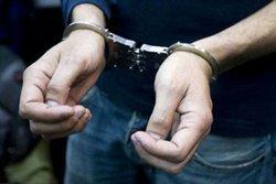 دستگیری سارق قطعات داخل خودرو با ۶ فقره سرقت در خرمدره