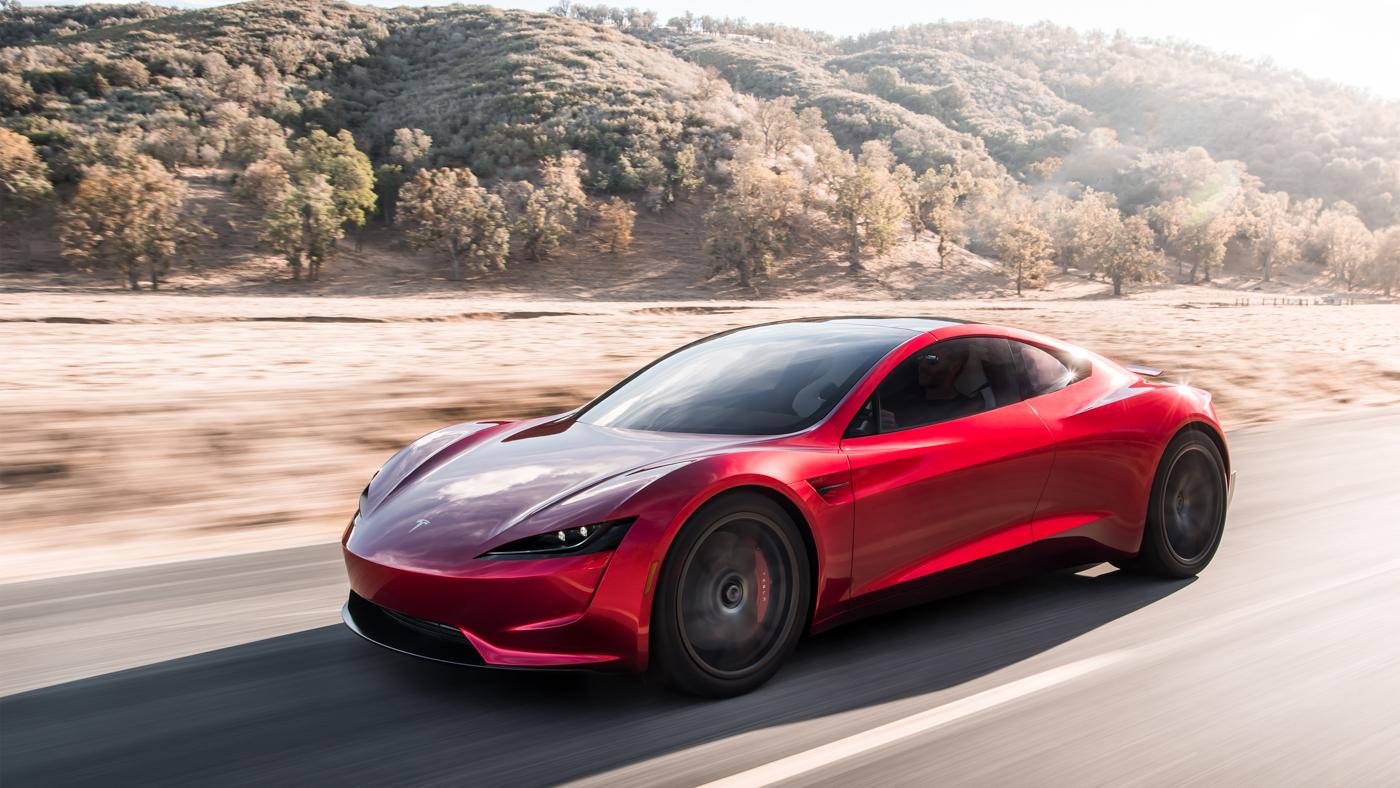 تسلا به دنبال رکوردشکنی با نسل دوم خودروهای Roadster + تصاویر