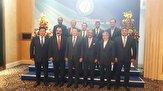 باشگاه خبرنگاران -برگزاری سومین مجمع عمومی کمیتههای المپیک با حضور صالحی امیری