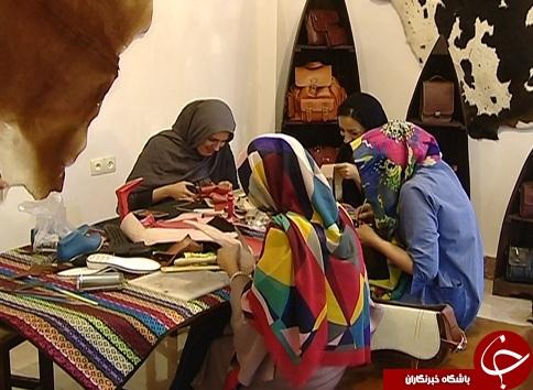 نفسی تازه بر جان صنعت چرم استان زنجان/رونق اشتغال با توسعه صنعت چرم