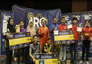 موفقیت تیم رباتیک بیجار در مسابقات جهانی
