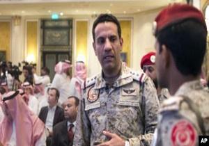 سخنگوی ائتلاف متجاوز سعودی در کنفرانس خبری متهمسازی ایران، خود را مضحکه عام و خاص کرد
