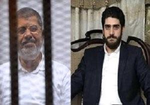 مرگ مشکوک پسر «محمد مرسی»