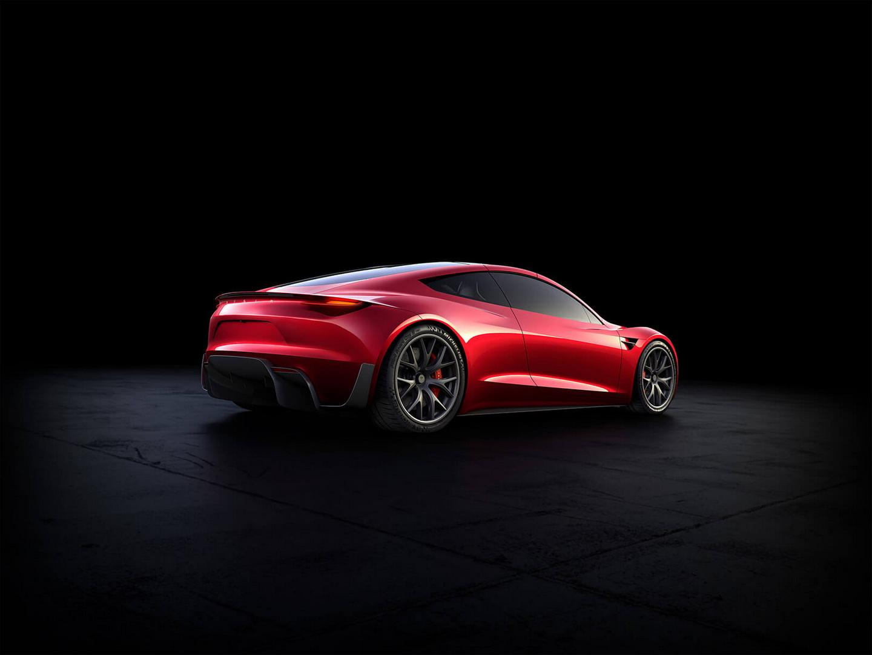 تسلا به دنبال رکوردشکنی با نسل دوم خودروهای Roadster