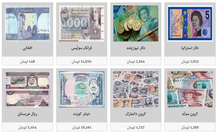 جدیدترین قیمت ارز در بازار آزاد/ دلار ۱۱ هزار و ۳۸۹ تومان