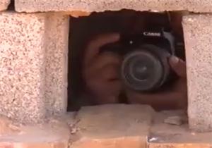 دوربین به جای اسلحه؛ طرحی عالی برای جلوگیری از شکار غیرمجاز حیوانات + فیلم