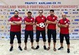 باشگاه خبرنگاران -اولین شکست تاریخ فوتوالی تایلند برابر شیران ایرانی
