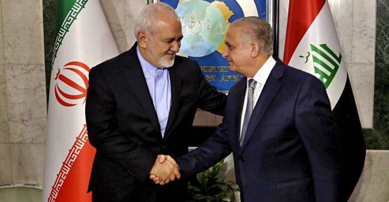 ظریف با همتای عراقی خود درباره آخرین تحولات منطقه تبادل نظر کرد