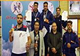 باشگاه خبرنگاران -قهرمانی تیم ووشو دانشگاه آزاد یزد در المپیاد ورزش های رزمی کشور