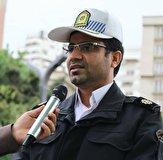 باشگاه خبرنگاران -انتقاد پلیس راهور پایتخت از کارا نبودن گاردریلها در تهران