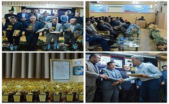 باشگاه خبرنگاران -چهاردهمین دوره تجلیل از تعاونیهای برتر لرستان برگزار شد
