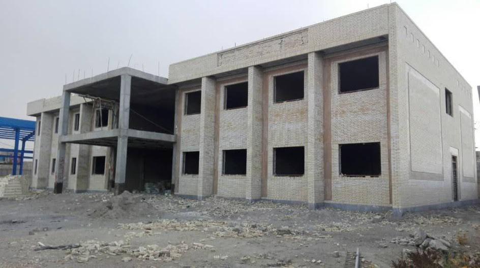 ساخت آموزشگاه دو کلاسه در سرتنگ بشاگرد آغاز شد