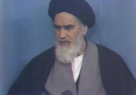 باشگاه خبرنگاران -واکنش امام خمینی (ره) به مداخله نظامی آمریکا + فیلم